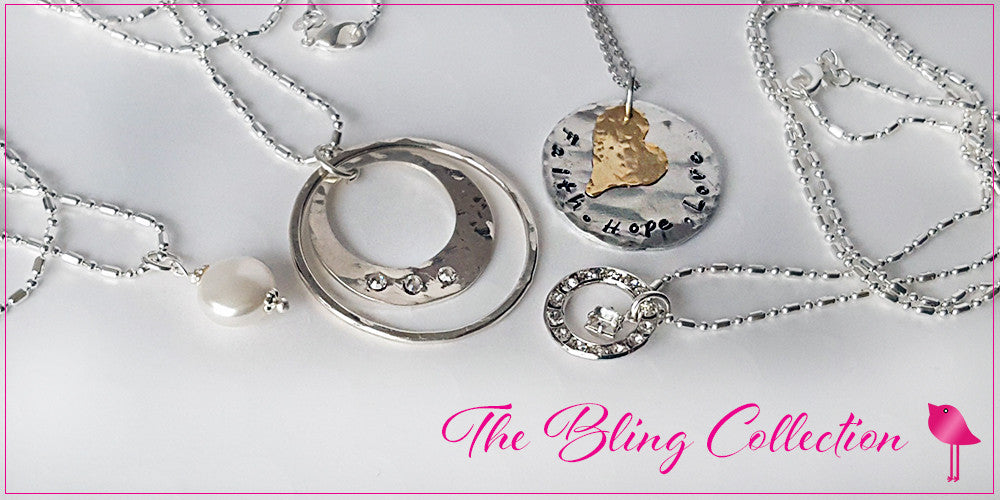 Bling Jewelry Collection - Personalized Jewelry