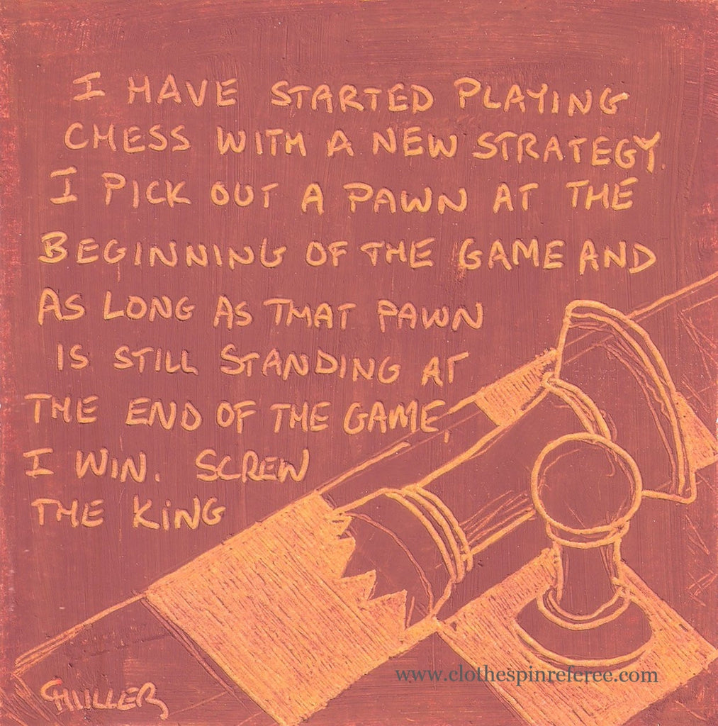 New Chess Strategy