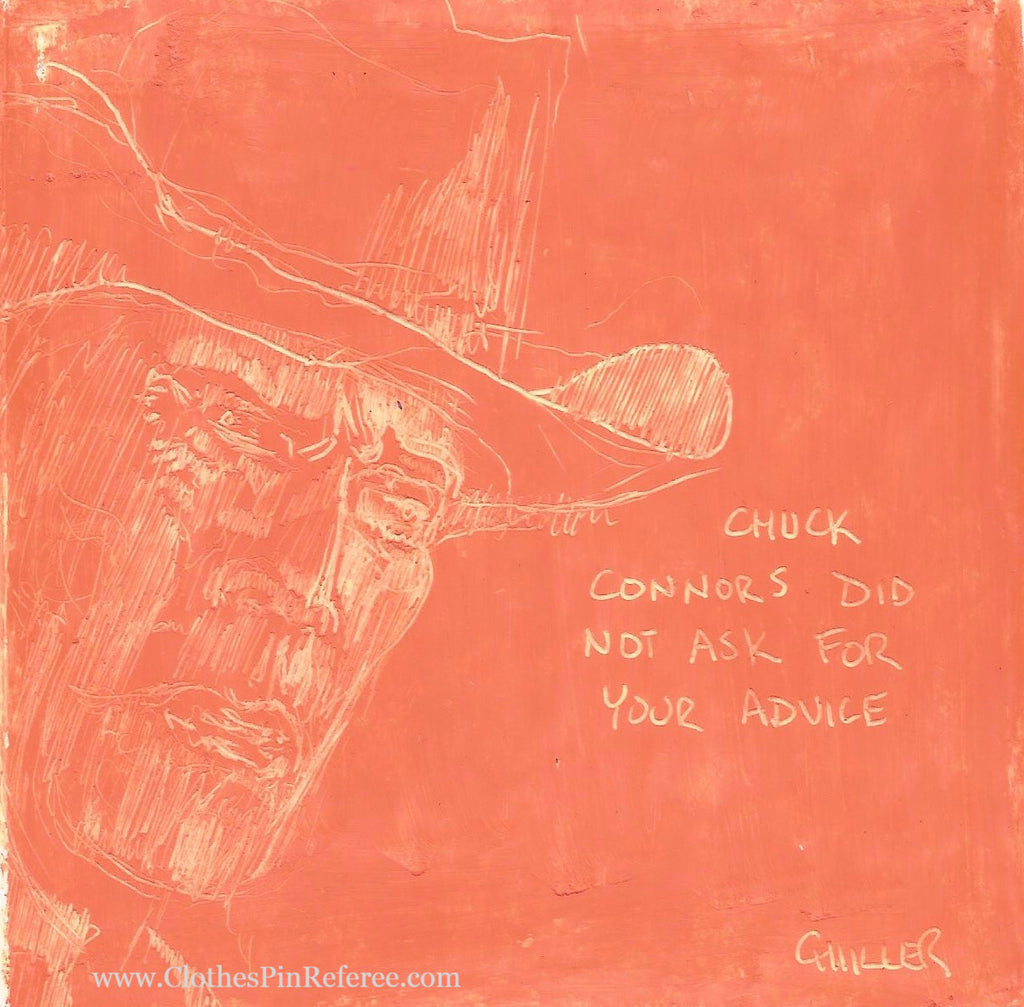 Chuck Connors Print