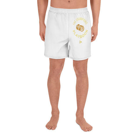 Men's Athletic Long Shorts bankroll TCP