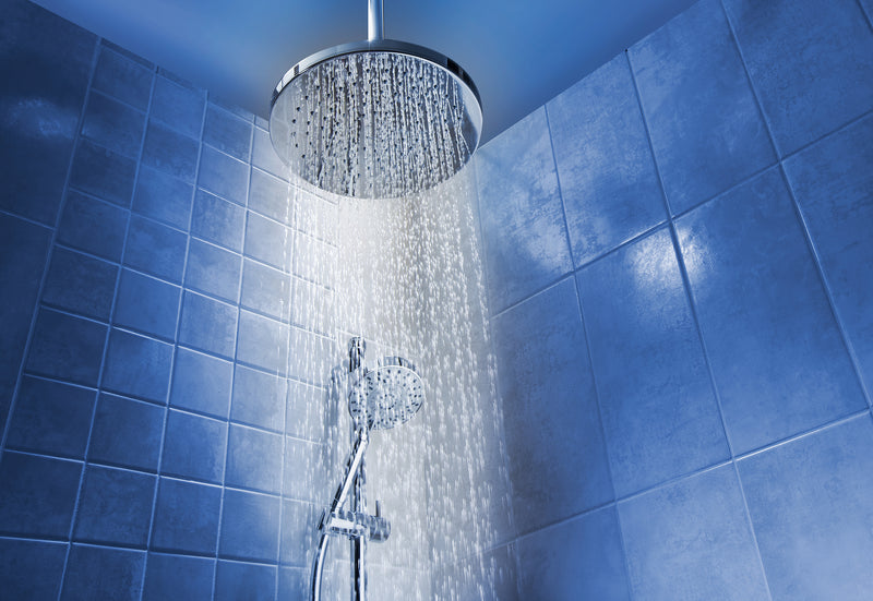 How to improve the service life of your bathroom showers?