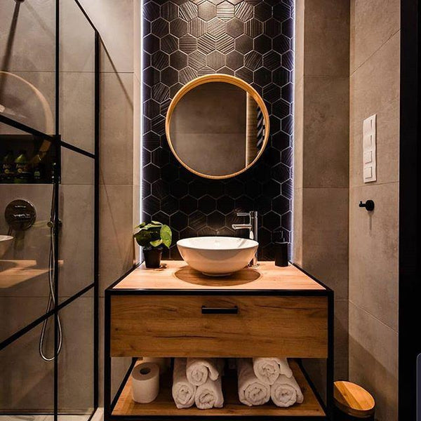 How to buy bathroom vanities that bring form and function