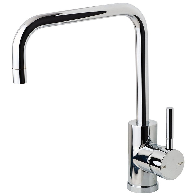 PHOENIX VIVID SINK MIXER 220MM SQUARELINE CHROME