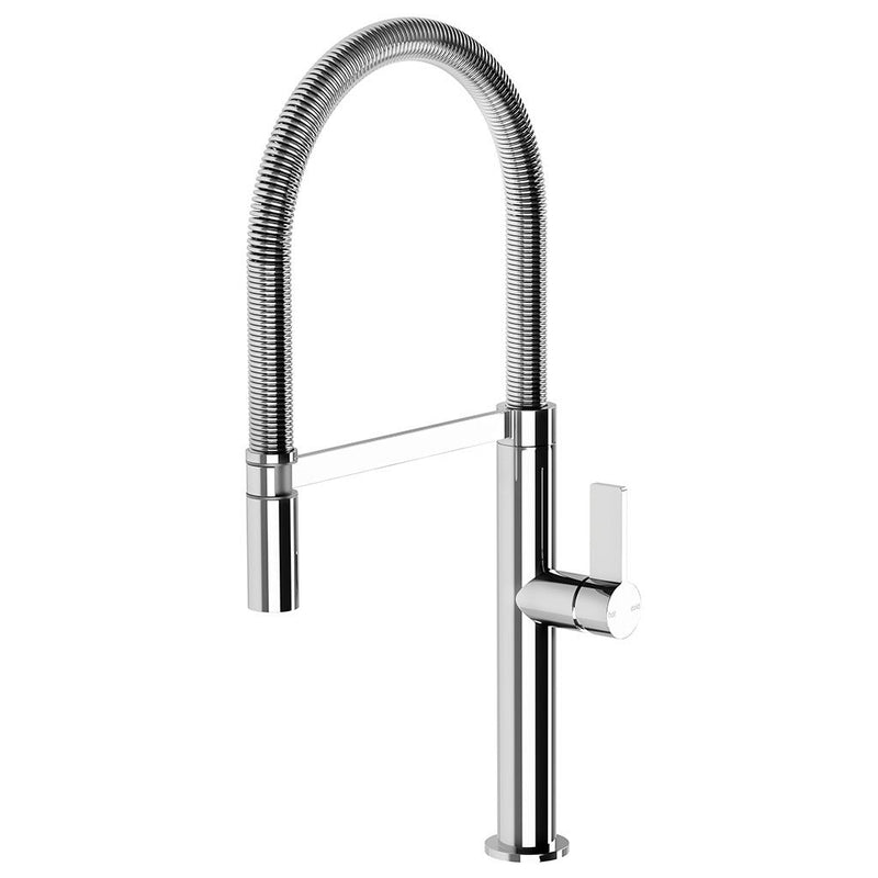 PHOENIX PRIZE FLEXIBLE COIL SINK MIXER CHROME