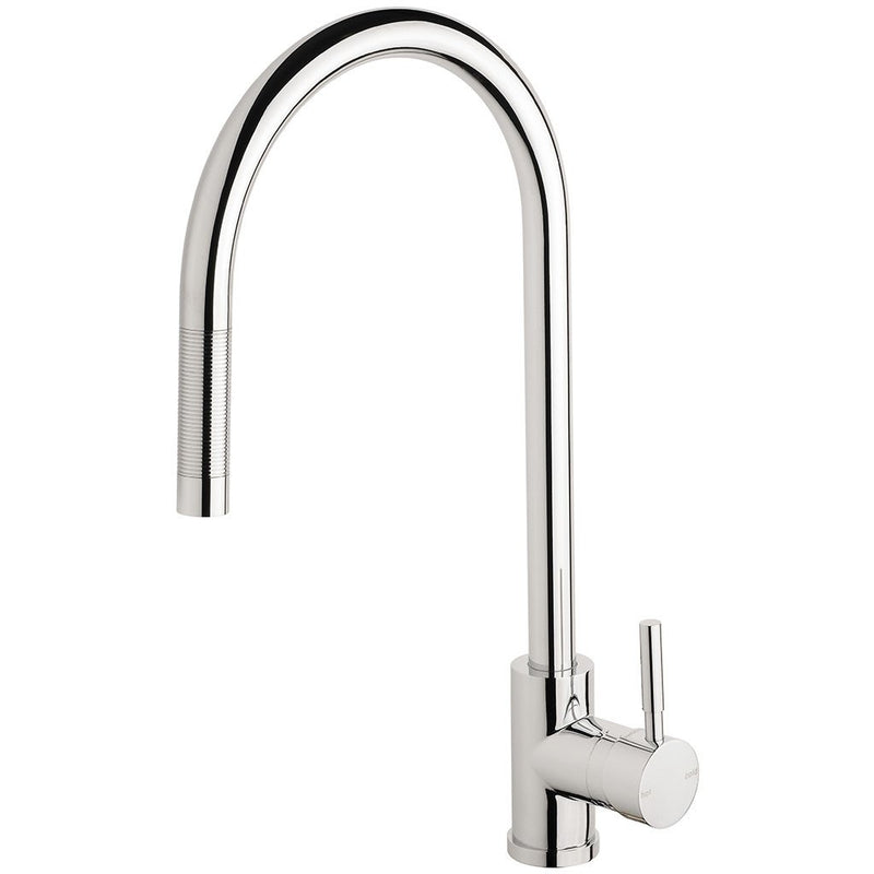 PHOENIX VIVID PULL OUT SINK MIXER CHROME