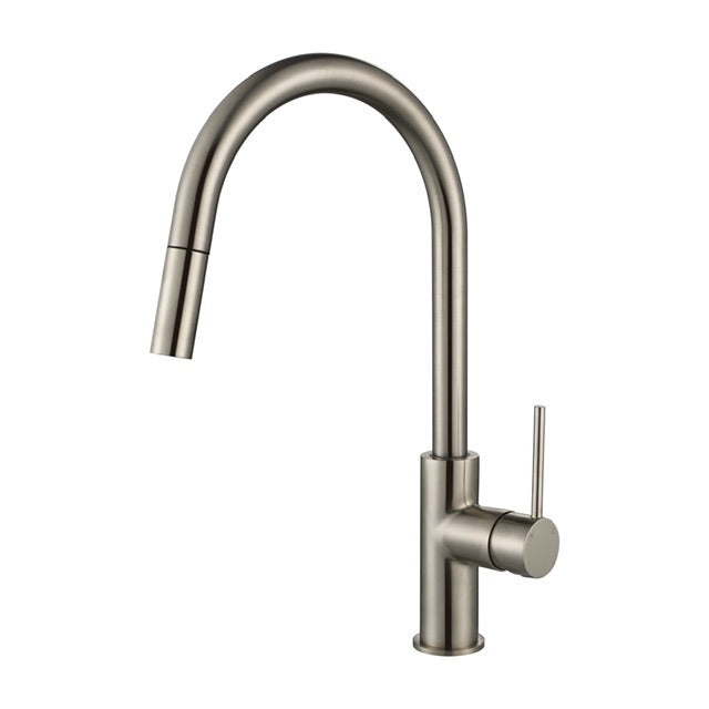 MODERN NATIONAL STRM005BM STAR MINI PULL OUT KITCHEN MIXER (BRUSHED BRONZE)