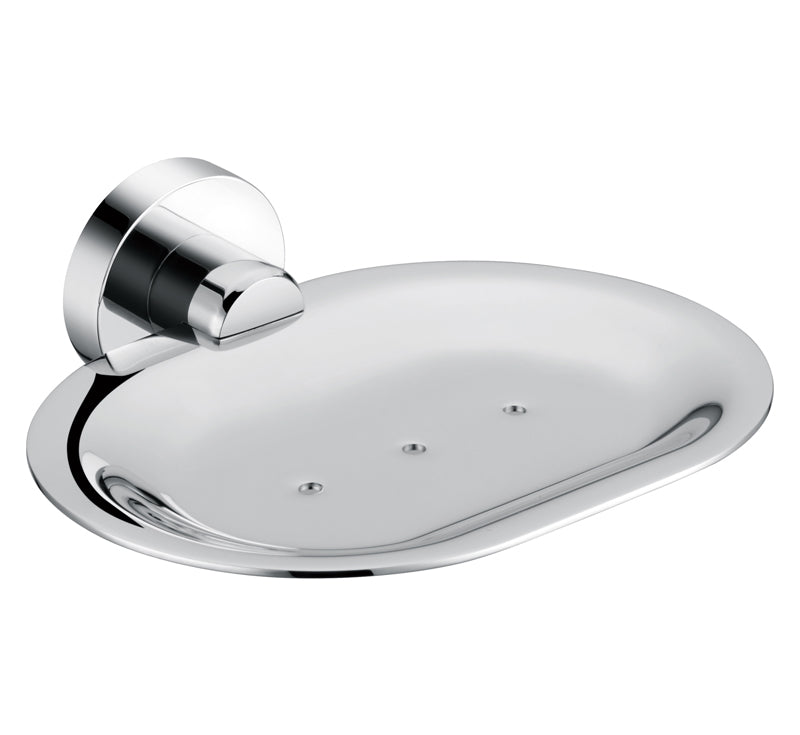 MODERN NATIONAL MIR59-1 MIRAGE SOAP DISH (CHROME)