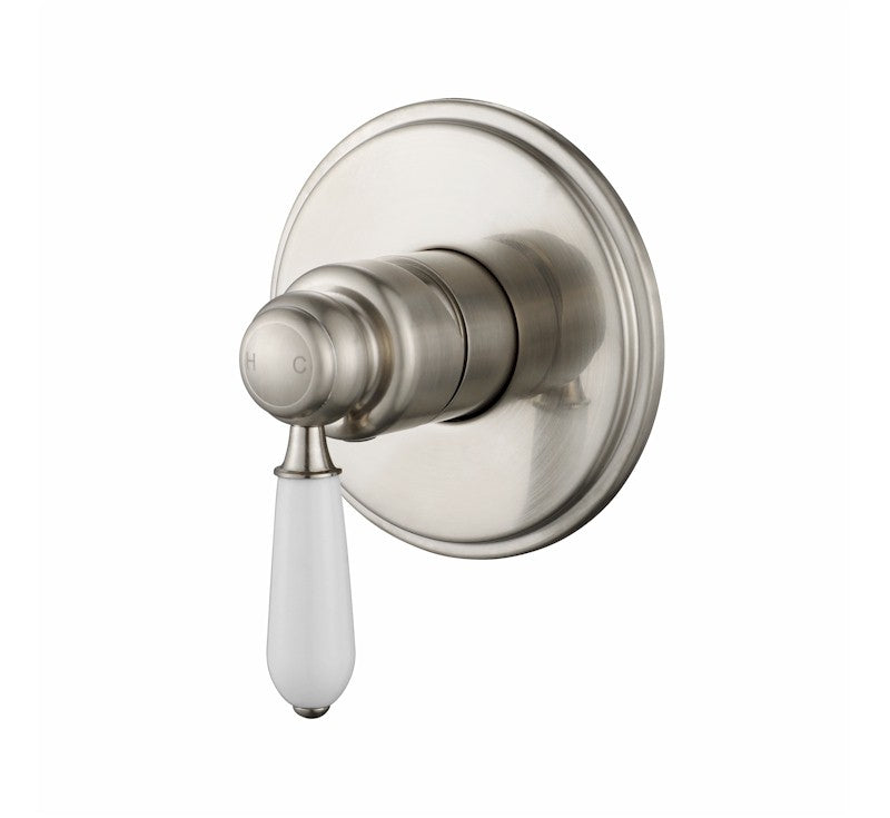 MODERN NATIONAL BOR008BN BORDEAUX SHOWER MIXER (BRUSHED NICKEL)