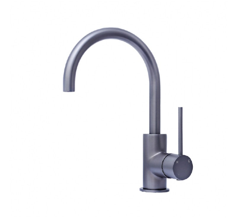 MODERN NATIONAL STRM003BK STAR MINI BASIN / KITCHEN MIXER (MATT BLACK)