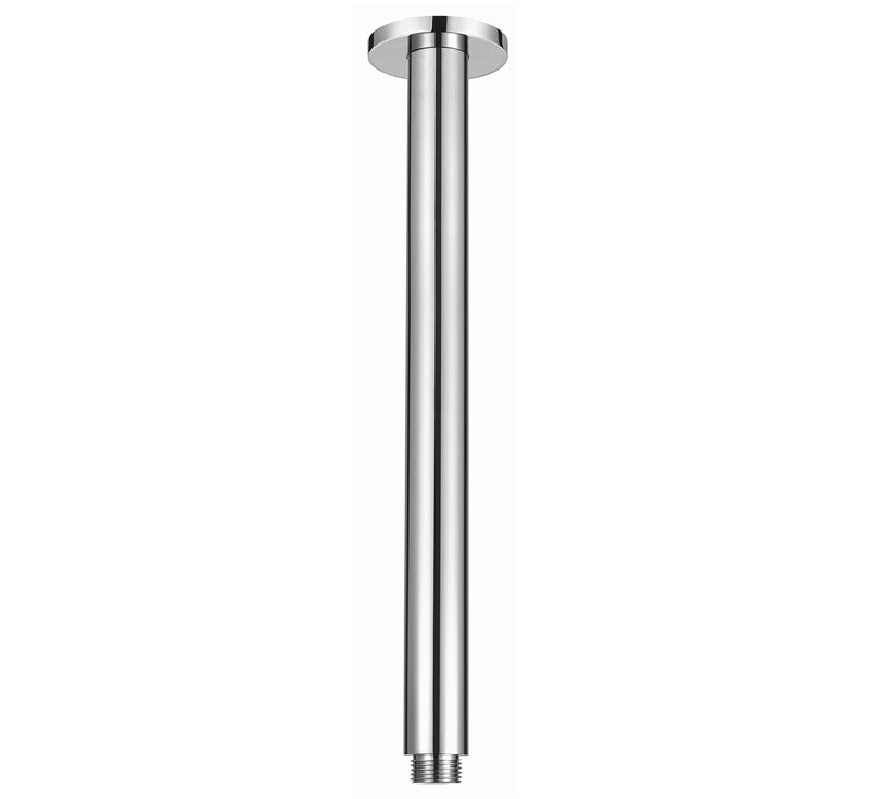 MODERN NATIONAL CAR016CM ROUND CEILING SHOWER ARM (300MM) (CHAMPAGNE)
