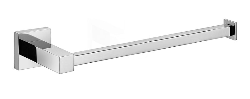 MODERN NATIONAL LUX60-1 LUXE TOWEL BAR (270MM) (CHROME)