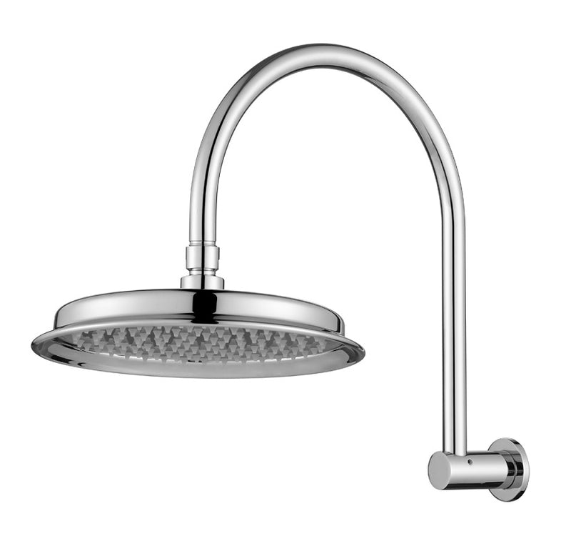 MODERN NATIONAL MON061BM MONTPELLIER SHOWER ARM WITH SHOWER HEAD(BRUSHED BRONZE)