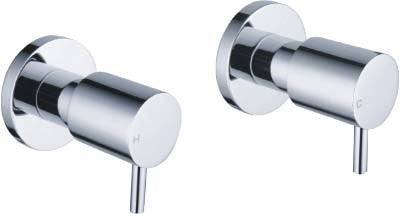 HELLYCAR LUXURY WALL TOP ASSEMBLIES CHROME