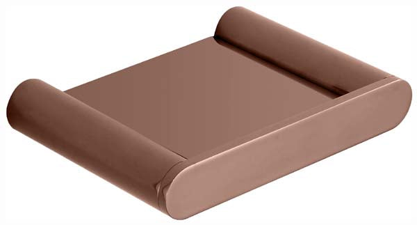 TAPART SLEEK SOAP DISH (ROSE GOLD)