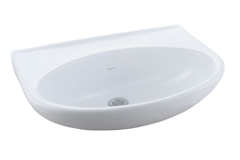 JOHNSON SUISSE BOSTON TYPE B CARE WALL BASIN WALL HUNG BASINS