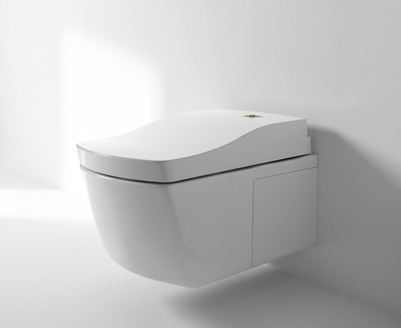 TOTO NEOREST LE II WALL HUNG TOILET AND WASHLET