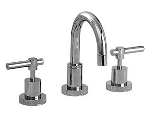 LINKWARE SABINE LEVER BASIN SET CHROME
