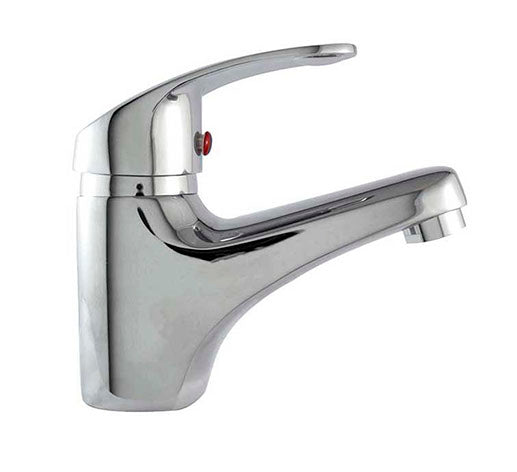 LINKWARE HELENA PROJECT BASIN MIXER FIXED SPOUT CHROME