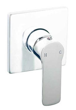 LINKWARE LIBERTY WALL MIXER CHROME