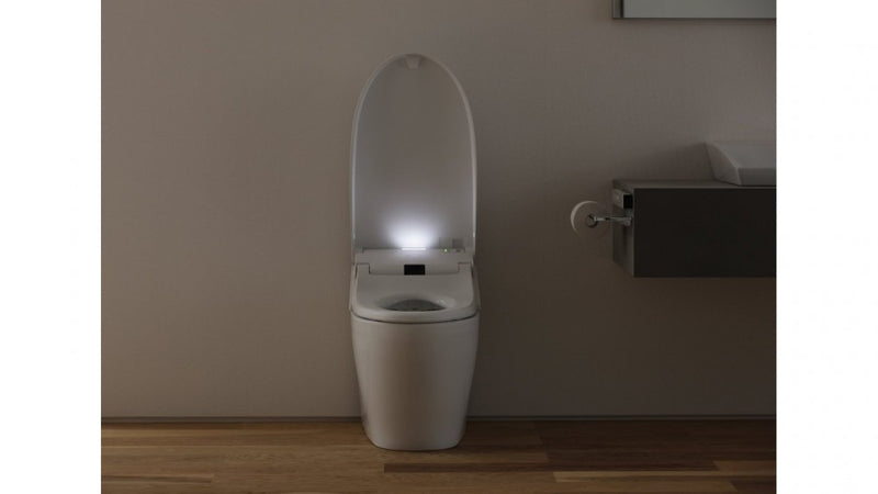 TOTO NEOREST AH INTEGRATED TOILET & WASHLET W/ REMOTE CONTROL PACKAGE (ELONGATE)