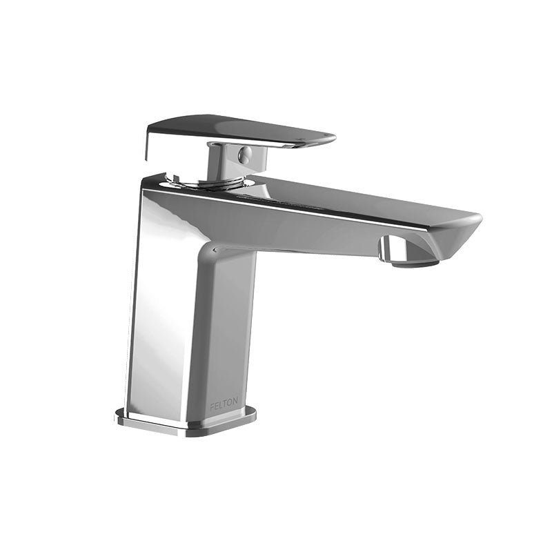 FELTON AXISS BASIN MIXER MATTE BLACK
