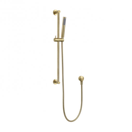 MODERN NATIONAL STR014BM STAR SHOWER ON RAIL (BRUSHED BRONZE)