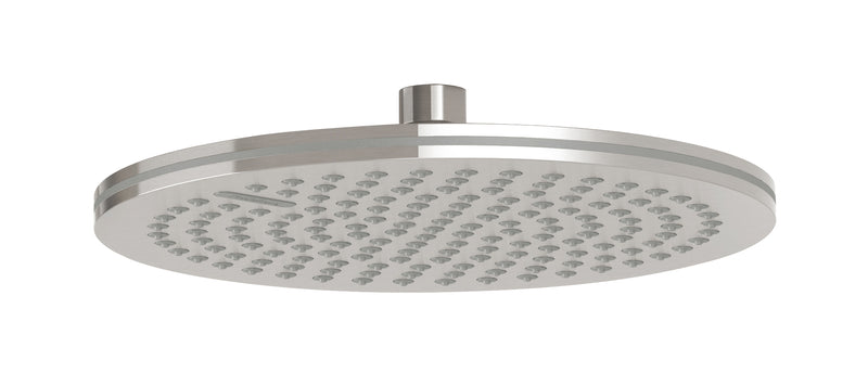 PHOENIX NX QUIL SHOWER ROSE BRUSHED NICKEL