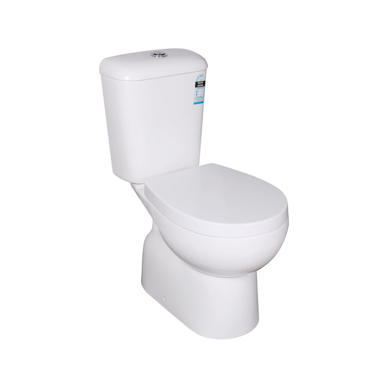 POSEIDON ZION BACK TO WALL TOILET SUITE