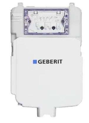 GEBERIT SIGMA 8 CONCEALED CISTERN FOR WALL FACED PAN