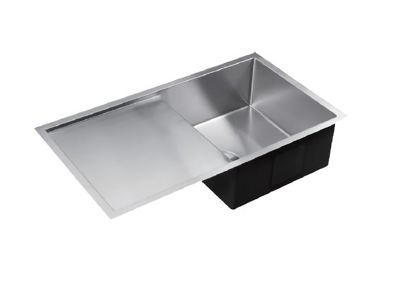 POSEIDON PKSS-810DS HANDMADE STAINLESS STEEL KITCHEN SINK