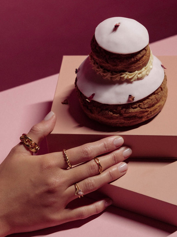 A Maison & A Sweetie (Bundle of 2 Rings)