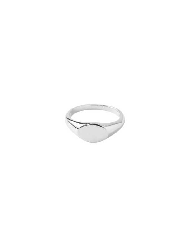 The Signet Ring in Silver