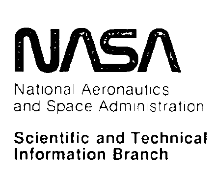 NASA Science and Technical Information Branch