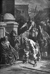 The Gauls in Rome