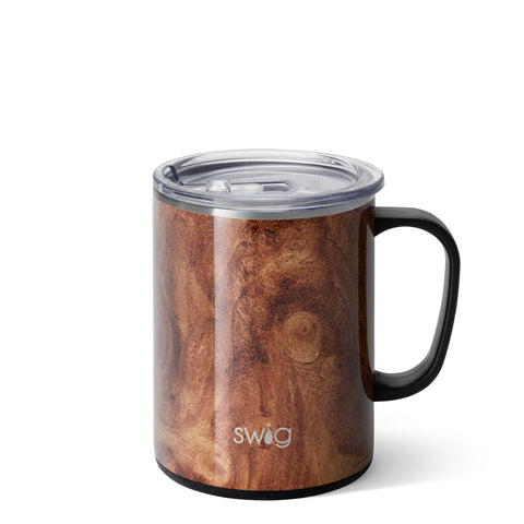 Mega Mug, Black Walnut