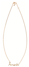 Load image into Gallery viewer, Padam Padam Paris Necklace