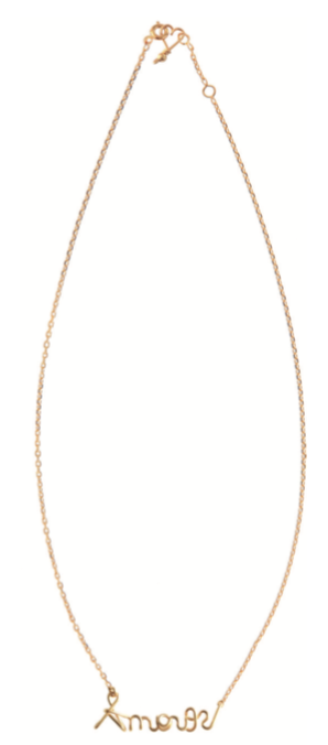Padam Padam Paris Necklace