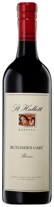 St Hallet Butcher's Cart Shiraz