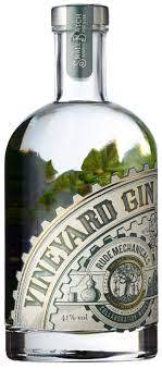 Rude Mechanicals Vineyard Gin 70cl