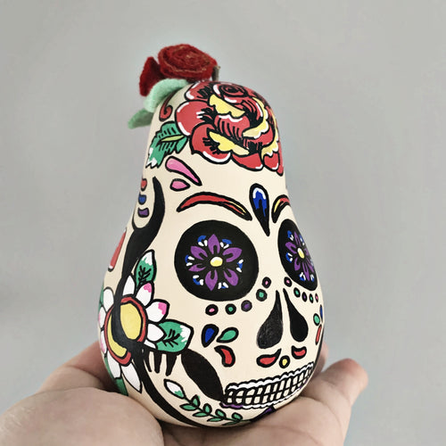 Sugar skull - Styled By Sally