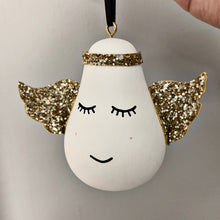 Load image into Gallery viewer, Angel Bauble - Styled By Sally