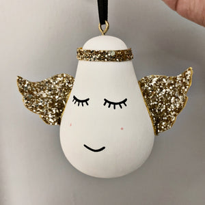 Angel Bauble - Styled By Sally