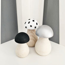 Load image into Gallery viewer, Silver mini mushrooms - Styled By Sally