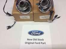 Load image into Gallery viewer, New Old Stock Ford Mustang 1964 1/2-1966 Park Lights