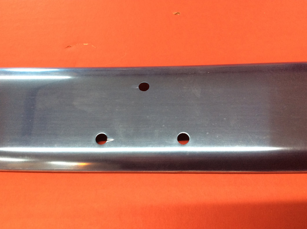 1965-1967 Mustang Convertible Header Bar Stainless Steel