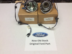 New Old Stock Ford Mustang 1964 1/2-1966 Park Lights