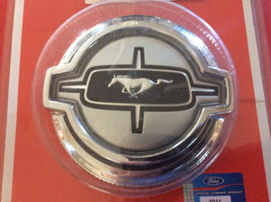 1968 Mustang Standard Gas Cap Twist On with retaining cable