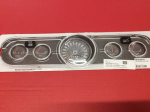 1966 Mustang Instrument Cluster Lens