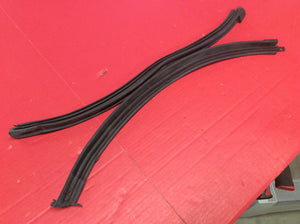 1965-1966 Mustang Convertible Pillar Post Weatherstrip. Pair