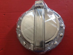 1971-1973 Mustang Mach 1 Pop Open Gas Cap with Inner Safety Cap